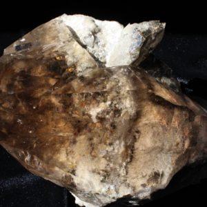 Титанов кварц лемурийски кристал от miteviminerals