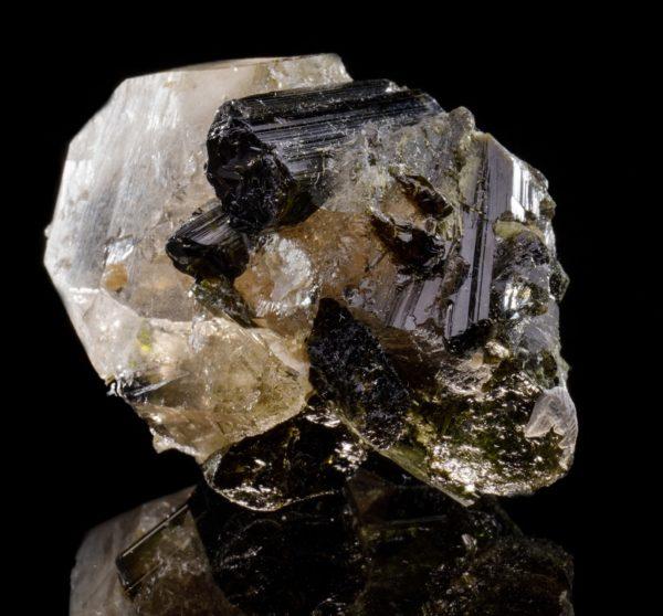 Турмалин дравит кристали от miteviminerals