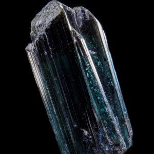 урмалин индиголит кристал от miteviminerals
