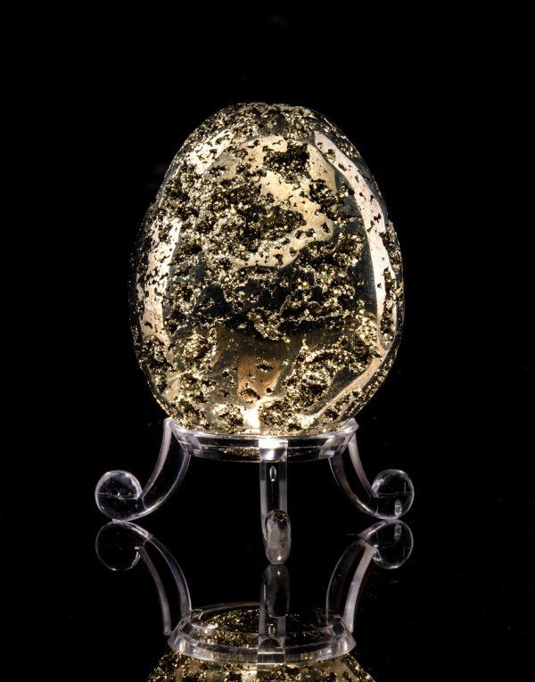 Пирит яйце от miteviminerals