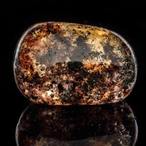 Образец титанов кварц от miteviminerals