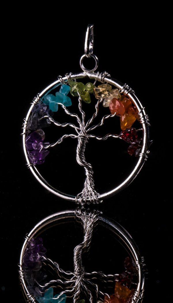 Дървото на живота висулка от miteviminerals
