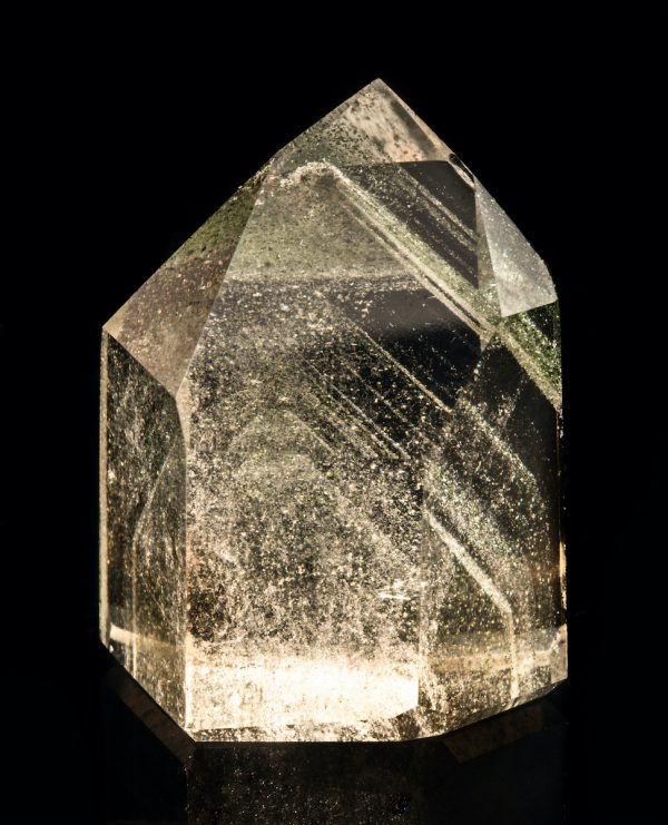 Уникален кристал зелна тара